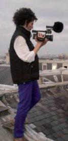 Yamina Zoutat a tourné «Retour au Palais» durant quatre ans. ©DR