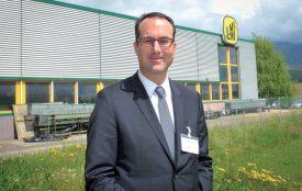 Le directeur de Swiss-Tube LN Industries Stéphane Dobler. ©Carole Alkabes