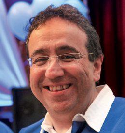 Pascal Broulis, conseiller d'Etat, Sainte-Croix.