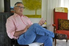 Serein, le jeune retraité Pierre Brocard l'assure : «J'ai toujours eu la chance de faire ce que je désirais».