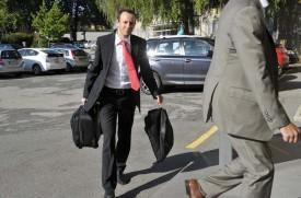 Le procureur Stephan Johner représente le Ministère public dans le cadre de cette affaire sordide.