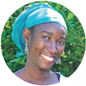 «La cuisine n'a pas de frontière et dépasse les préjugés.» Mireille Keita-Gilgien