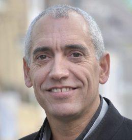 Thierry Luisier, directeur du Théâtre Benno Besson