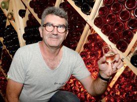 Philippe Nicole, du Clos des Grillères, à Montcherand. ©Michel Duperrex
