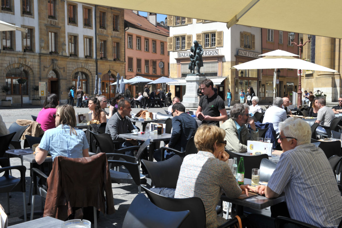 La Ville offre un mois de loyer à ses cafetiers-restaurateurs