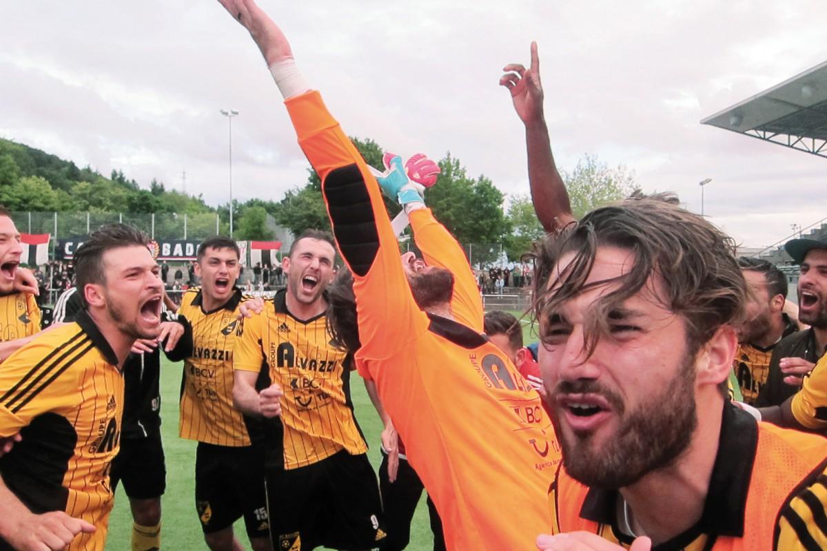 Le FC Bavois écrit son histoire
