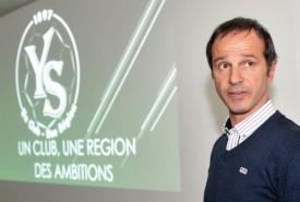 Mario Di Pietrantonio a retroussé ses manches pour bâtir une équipe compétitive. ©Michel Duperrex