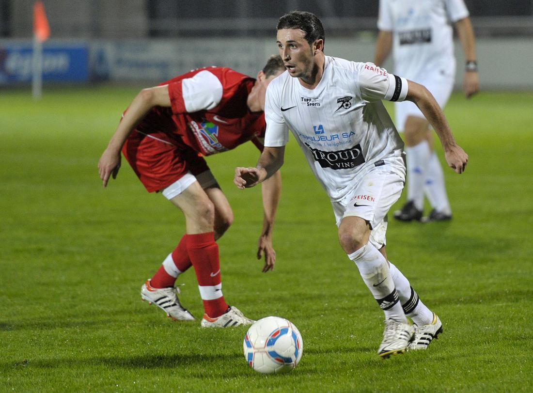 Yverdon Sport II a déjà les yeux rivés sur la 3e ligue - La Région