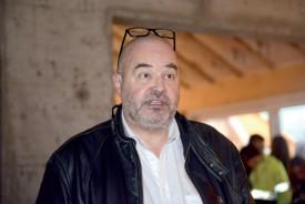 Marc Ponzio, directeur du groupe promoteur. ©Michel Duvoisin