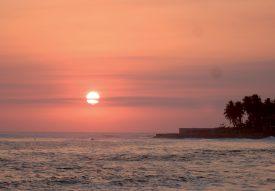El Salvador a offert aux aventuriers des couchers de soleil magiques. ©BenTess Schnellyss
