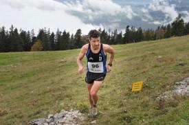 Patrick Vonlanthen, de Molondin, a été le régional le plus rapide. © Michel Duperrex