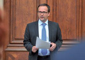 Le président du Conseil communal yverdonnois, Stéphane Balet (PS), était soulagé de réussir dans son entreprise, qui ne lui avait pas souri la première fois. ©Carole Alkabes