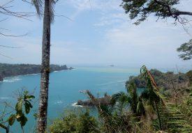 Les paysages du Costa Rica ont notamment enchanté les deux voyageurs. ©BenTess Schnellyss