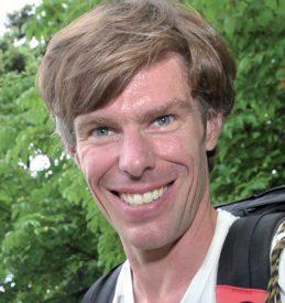 Didier Brocard, ancien triathlète professionnel, entraîneur du Tryverdon, Grandson