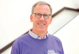 Alain Périat est le nouveau directeur du Réseau Santé du Balcon du Jura. ©Carole Alkabes
