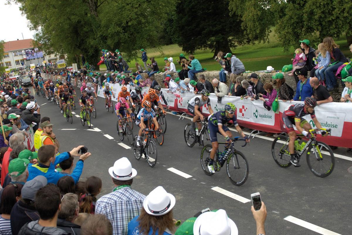 Un sprint royal salué par la foule