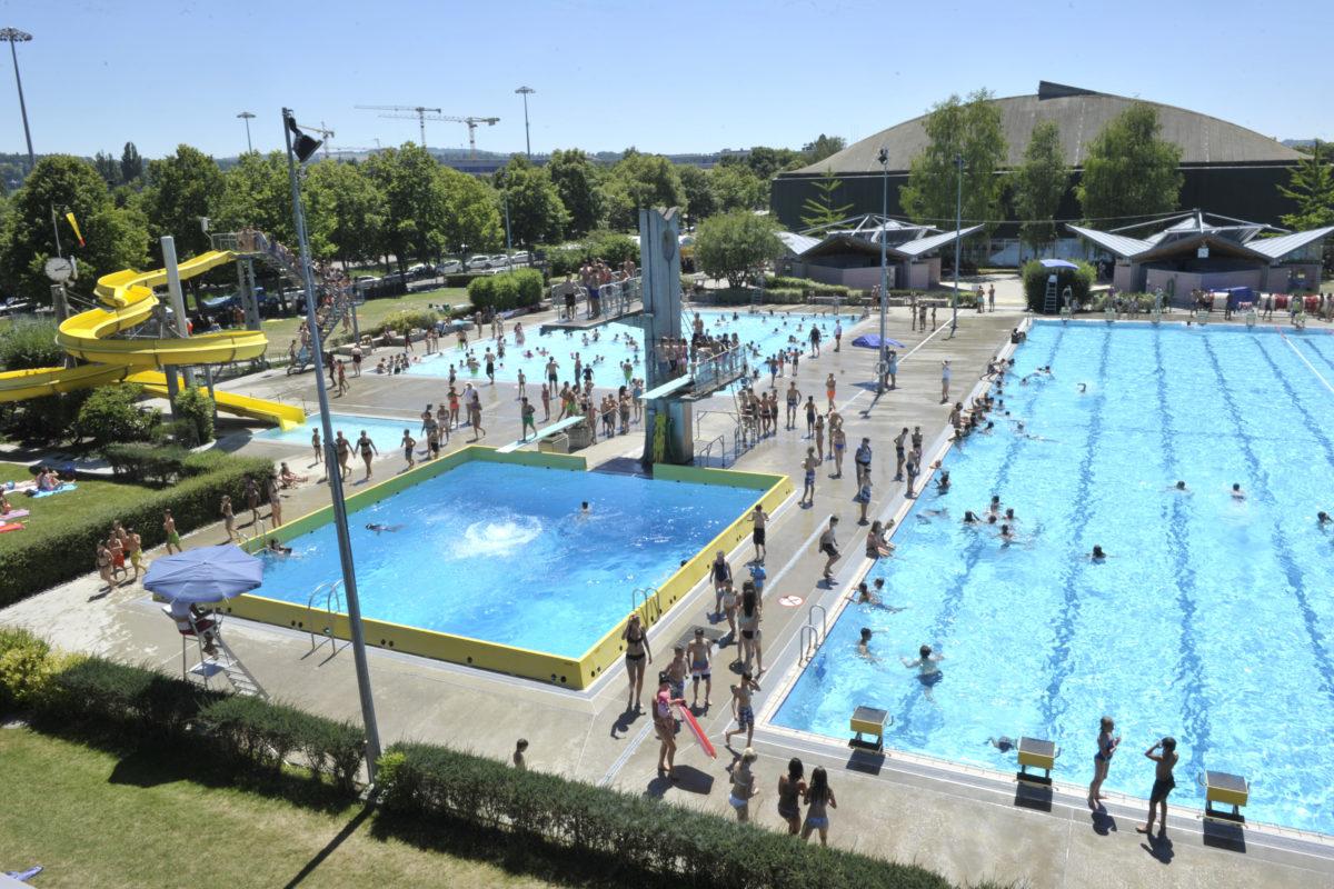 L'UDC veut ouvrir la piscine cet hiver