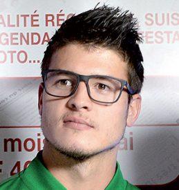 Florian Gudit, capitaine d'Yverdon Sport, Arrissoules