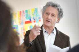 Patrice Lefrançois estime qu'il est urgent de réformer la politique culturelle d'Orbe. © Michel Duperrex