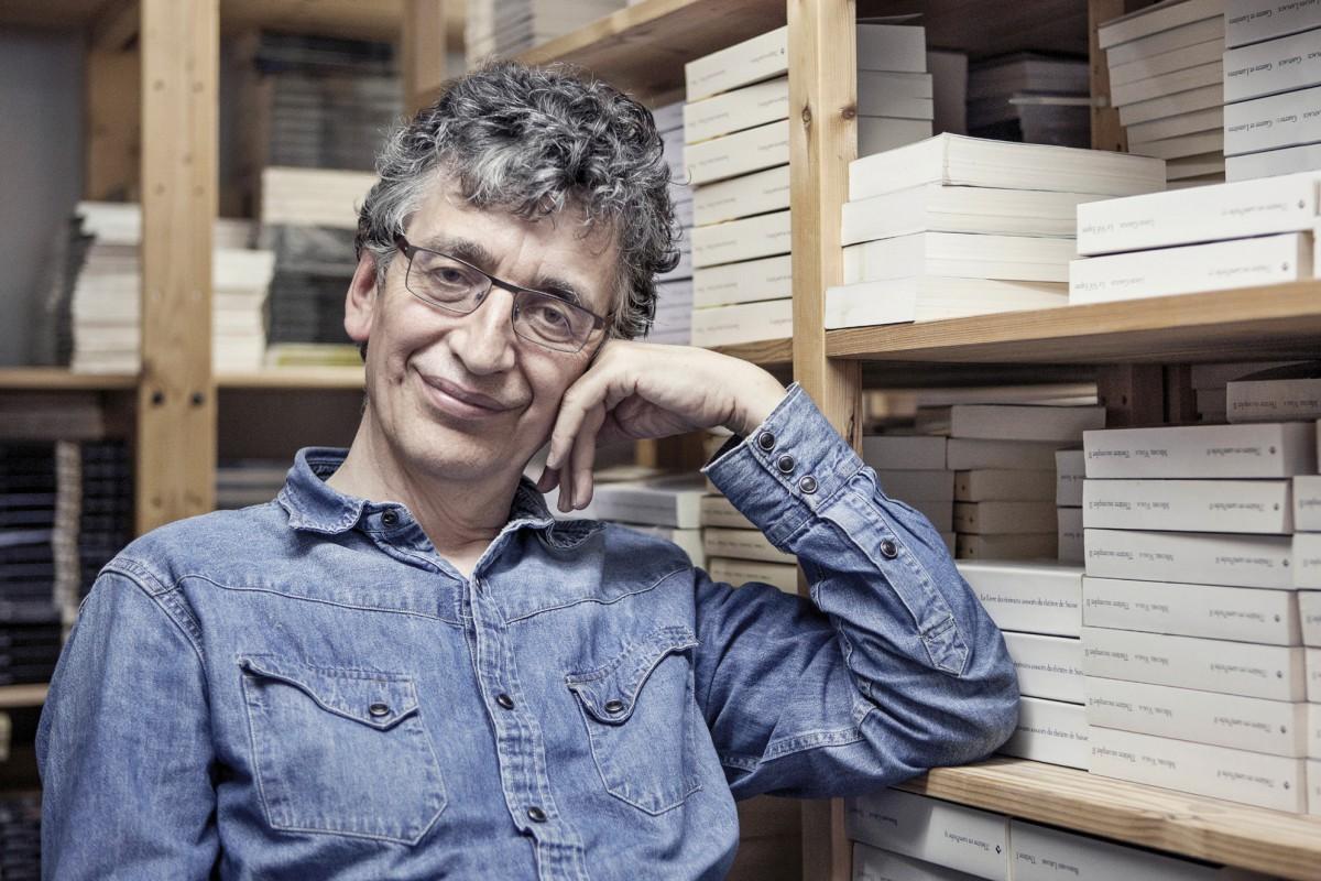 Bernard Campiche, artisan éditeur