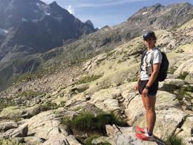 Vincent Thomet a avalé plus de 100 000 mètres de dénivelé (ici à Chamonix). DR