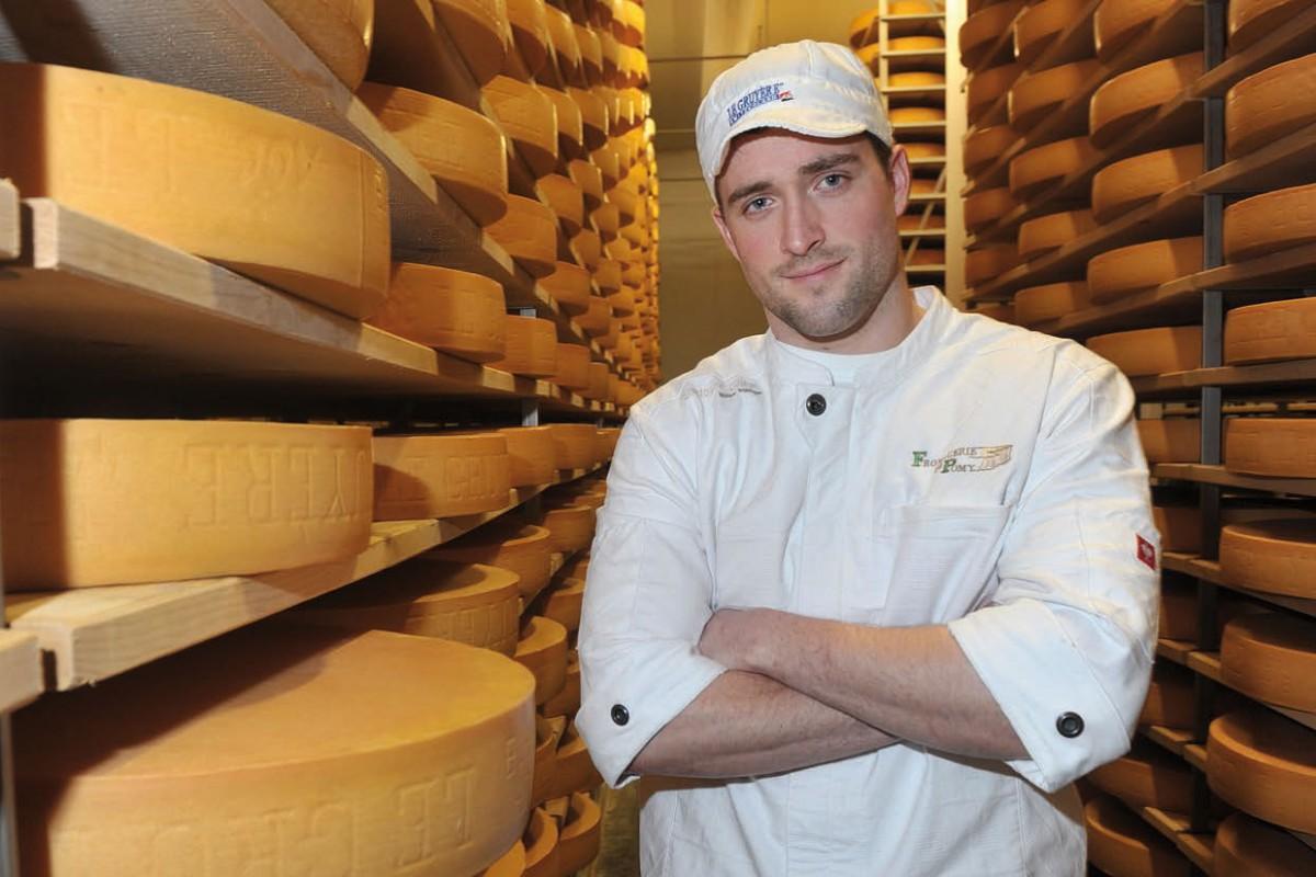 Un nouveau visage pour la fromagerie