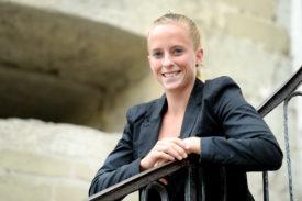 """Elodie Jakob a eu recouru à la plateforme """"I believe in you"""". © Michel Duperrex"""