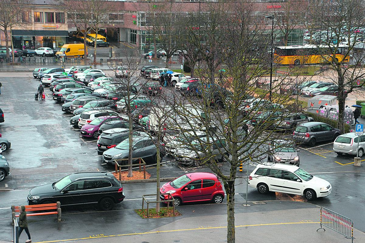 Imbroglio autour du référendum sur le parking