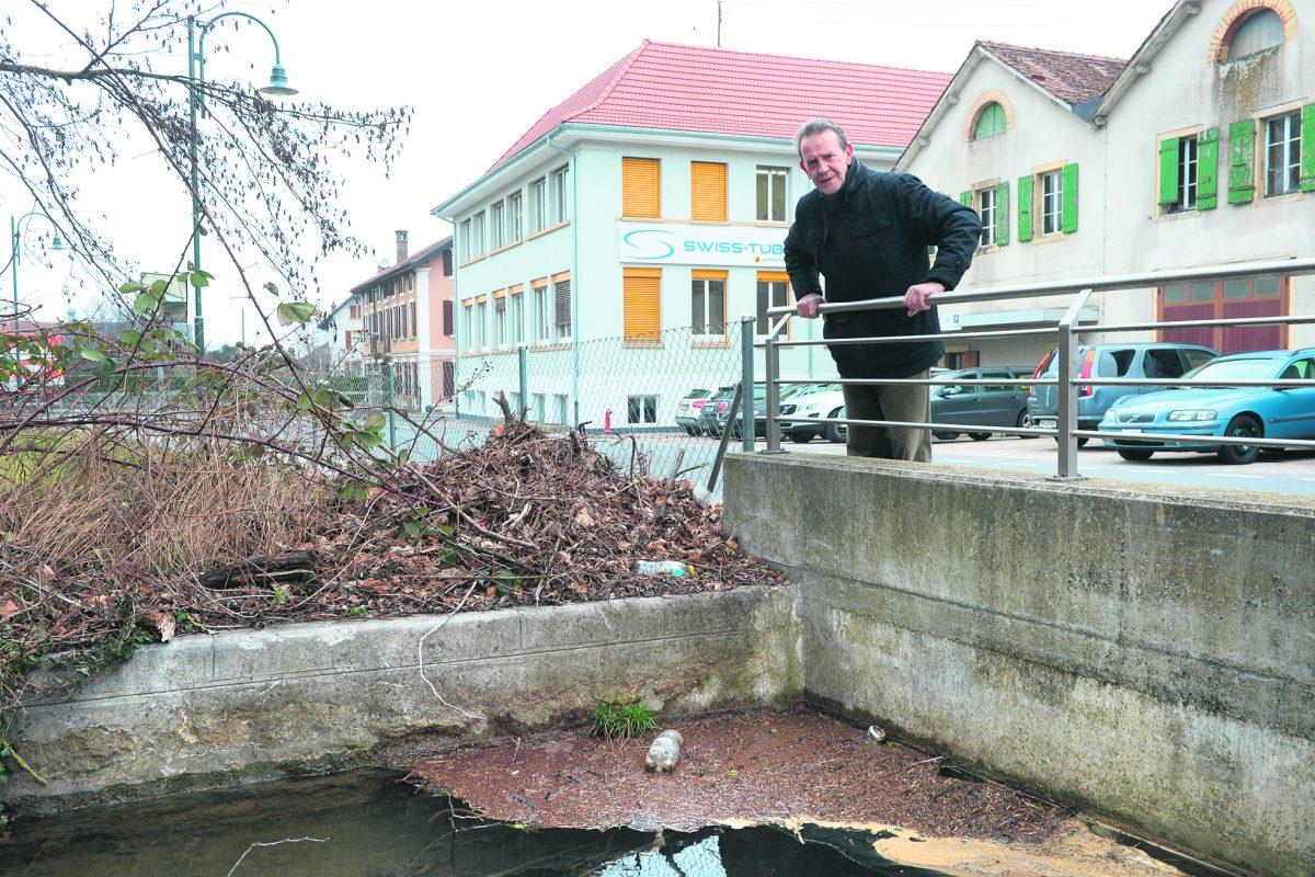 Le canal de Swiss Tube suscite l'inquiétude