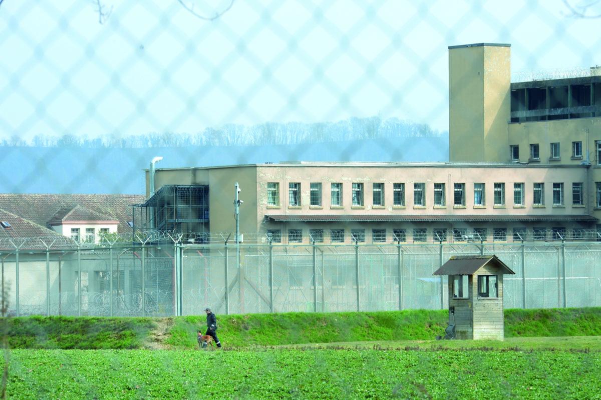 Bientôt l'ébauche de la nouvelle prison