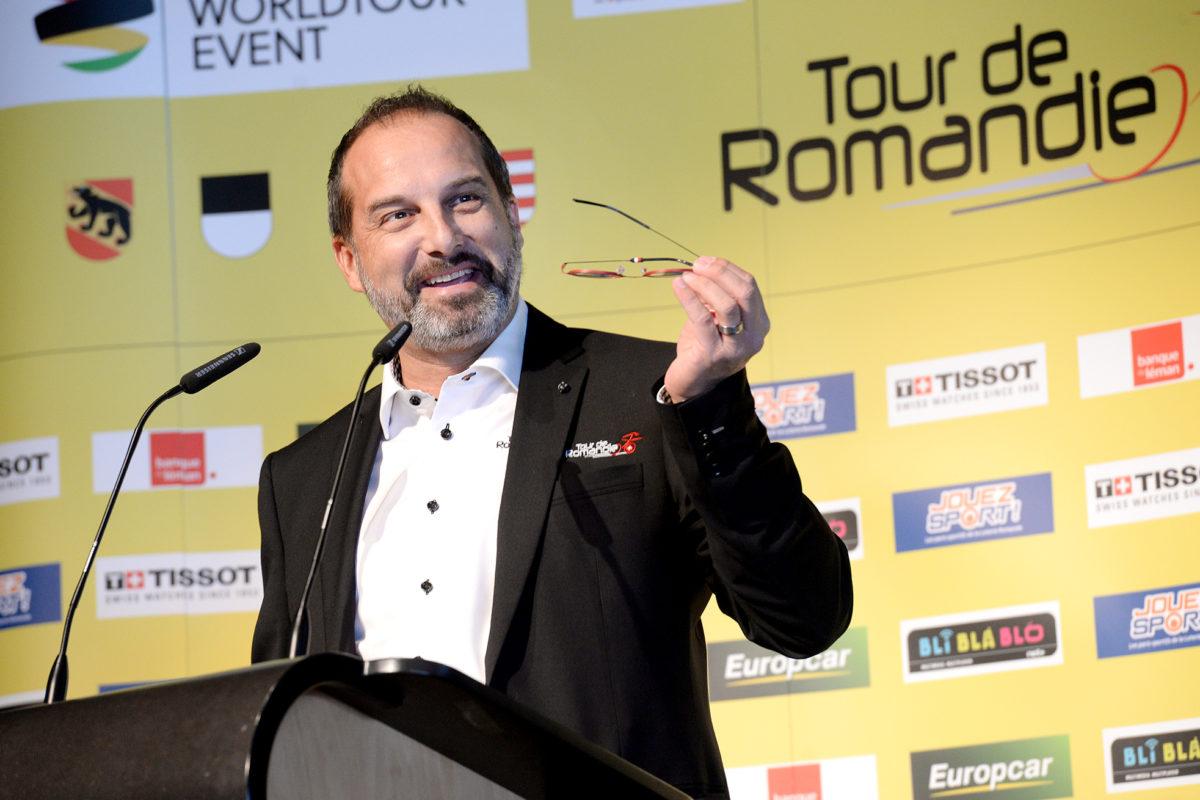 Le soleil est annoncé pour l'étape d'Yverdon du Tour de Romandie