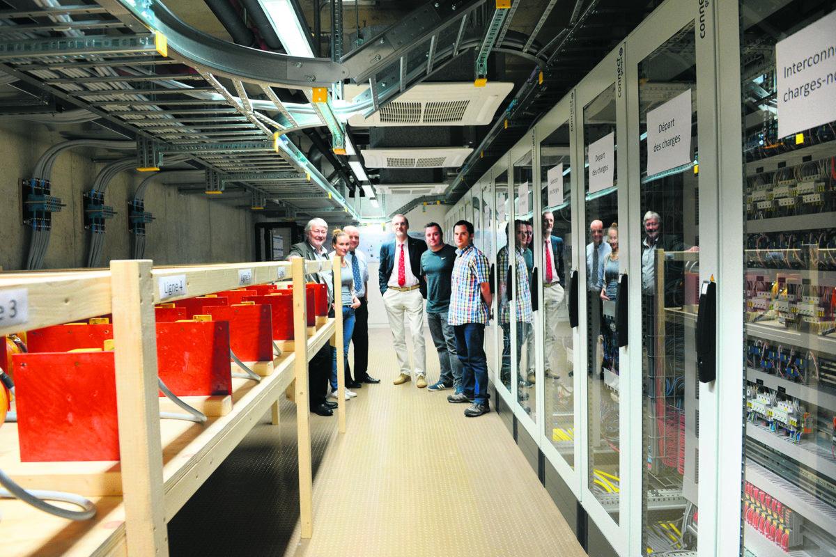 Un labo pour tester les bugs électriques