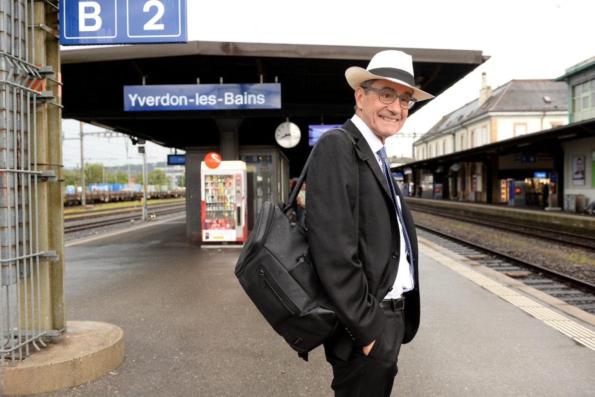 «Rémy Jaquier n'oublie pas d'où il vient»