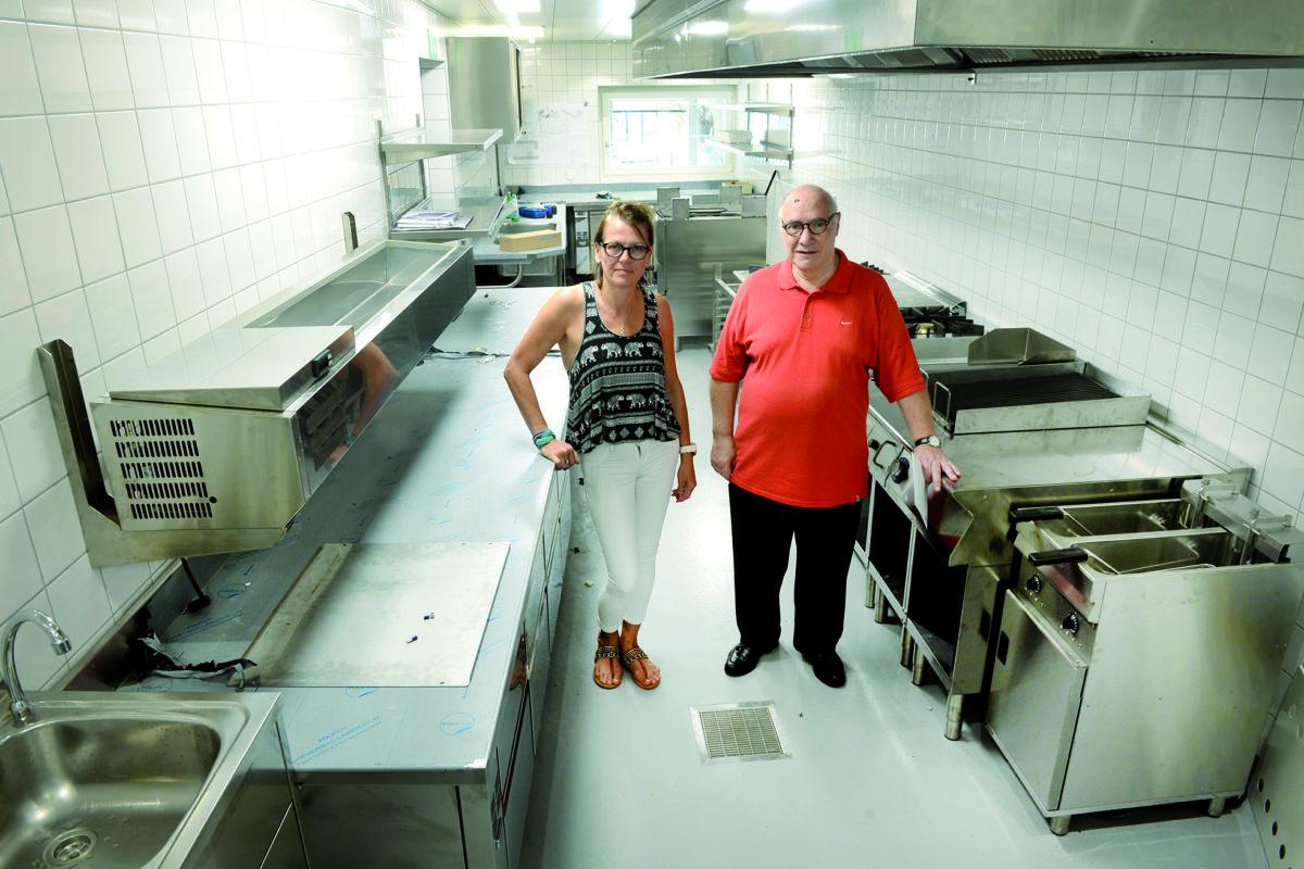 Des cuisiniers privés de fourneaux