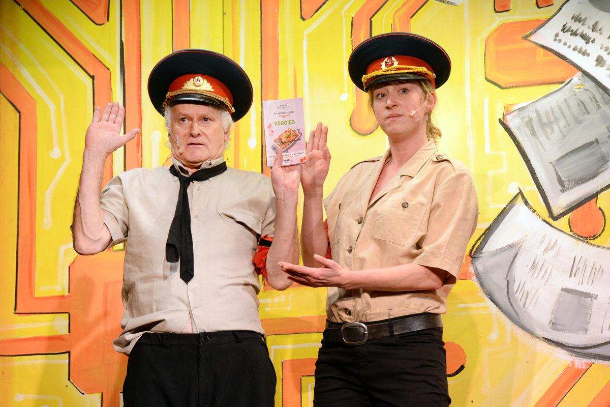 La Revue de Thierrens se transforme en café-théâtre le temps d'un hiver