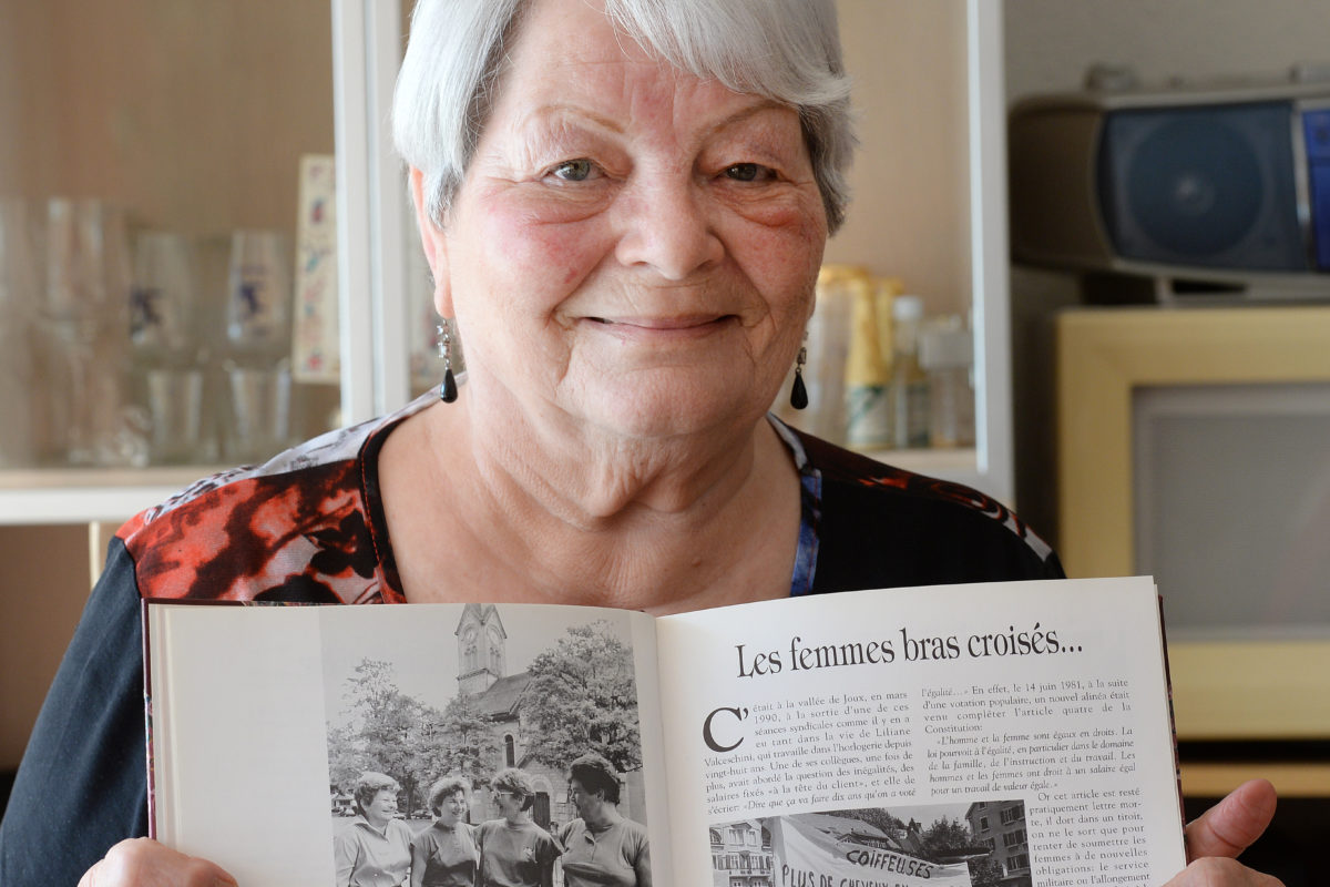 Liliane Valceschini a tiré sa révérence