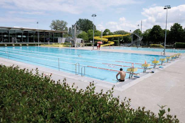 La saison des piscines en plein air est lanc e la r gion for Piscine yverdon