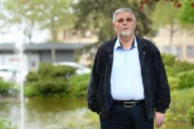 Daniel Jaccaud: une forte personnalité au service de ses semblables. © Michel Duperrex