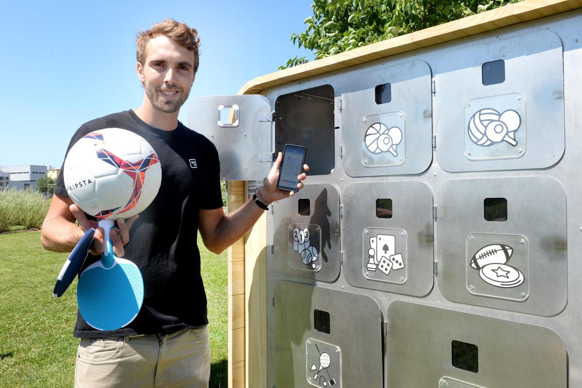 BoxUp connecte le sport en plein air et les citadins