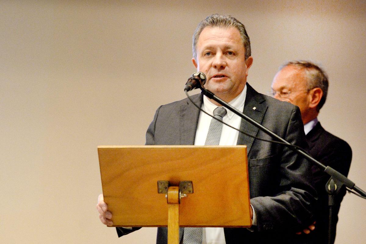 Jacques Nicolet quittera la présidence