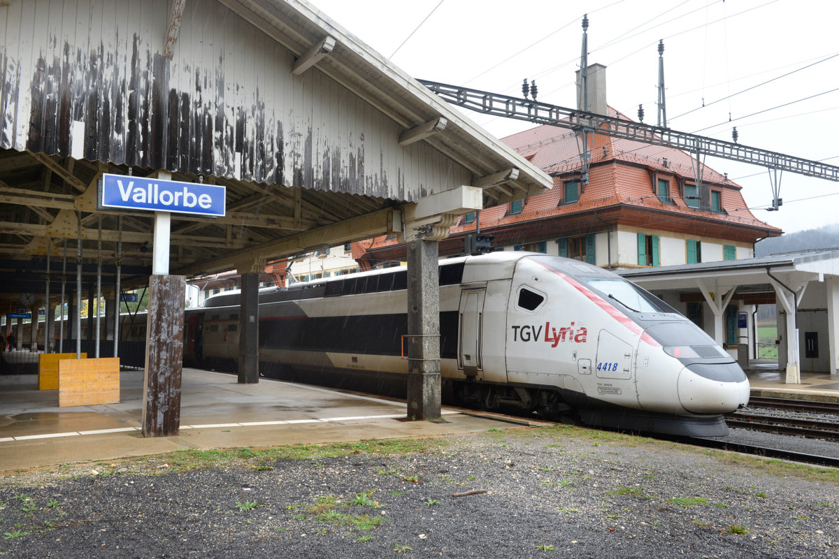 Un TER pour un TGV en guise de consolation…