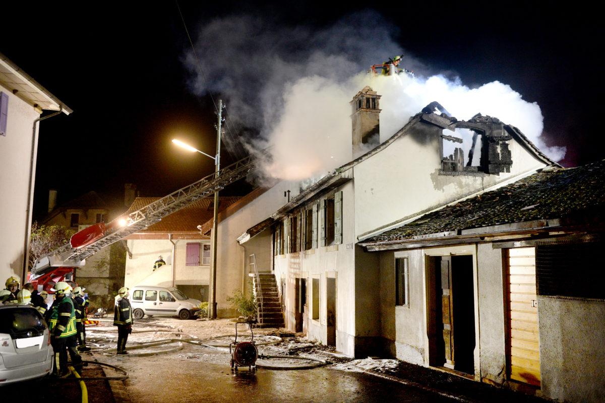 Le pyromane était concisois