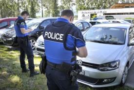 Dimanche dernier, deux agents de Police Nord vaudois ont mené une opération de sensibilisation, délivrant de simples avertissements aux automobilistes en infraction. Le week-end prochain, ils amenderont.