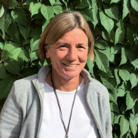 «Avec mon mari, on est arrivés ici en mars 2005. En septembre, j'organisais ma première exposition de peintures !», se souvient Susanne Rapin, «seigneure» du Château de Montcherand.