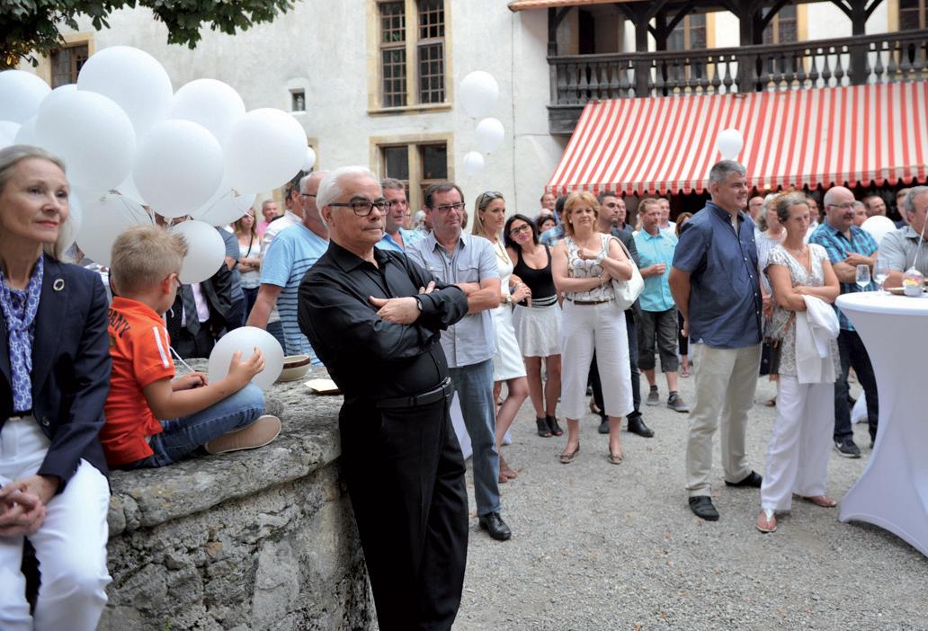La Région Nord vaudois fête ses dix ans dans une ambiance médiévale