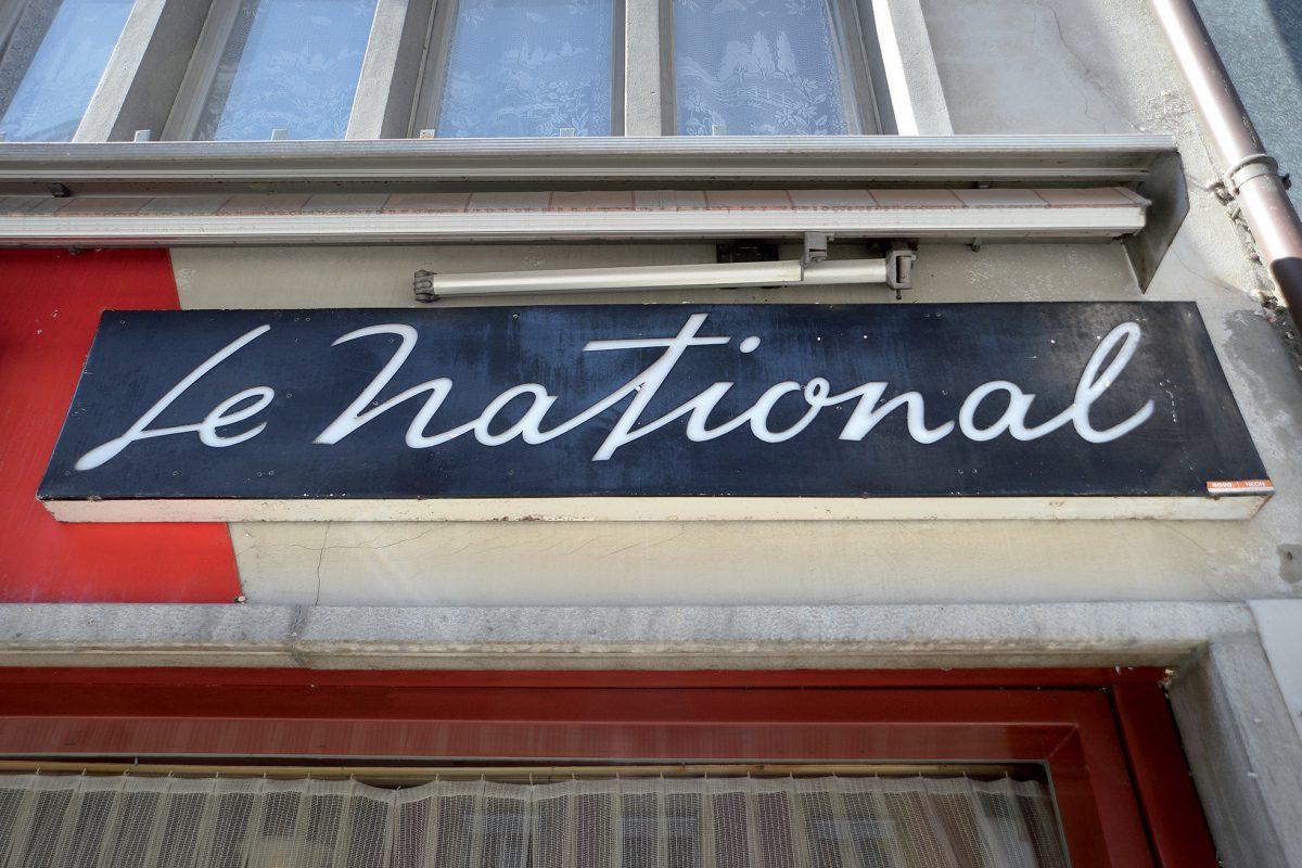 Une institution de la rue du Lac va fermer