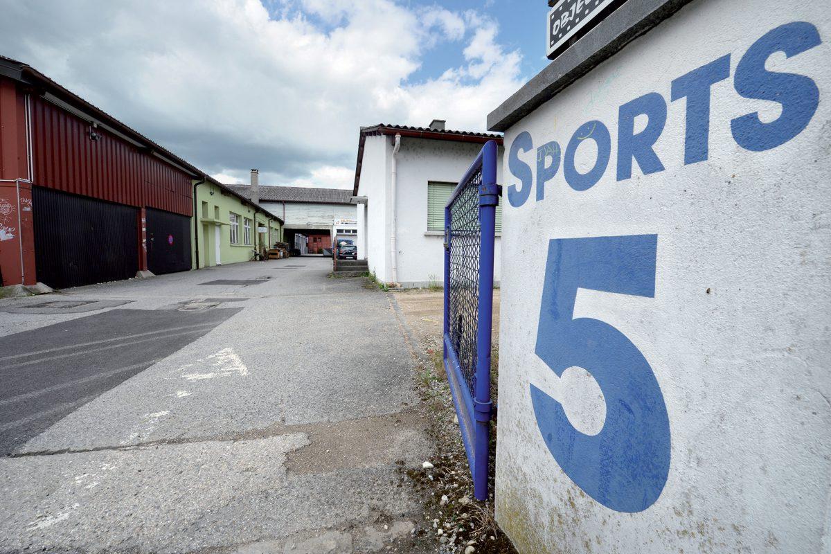 Un hôtel d'un nouveau genre à Sports 5