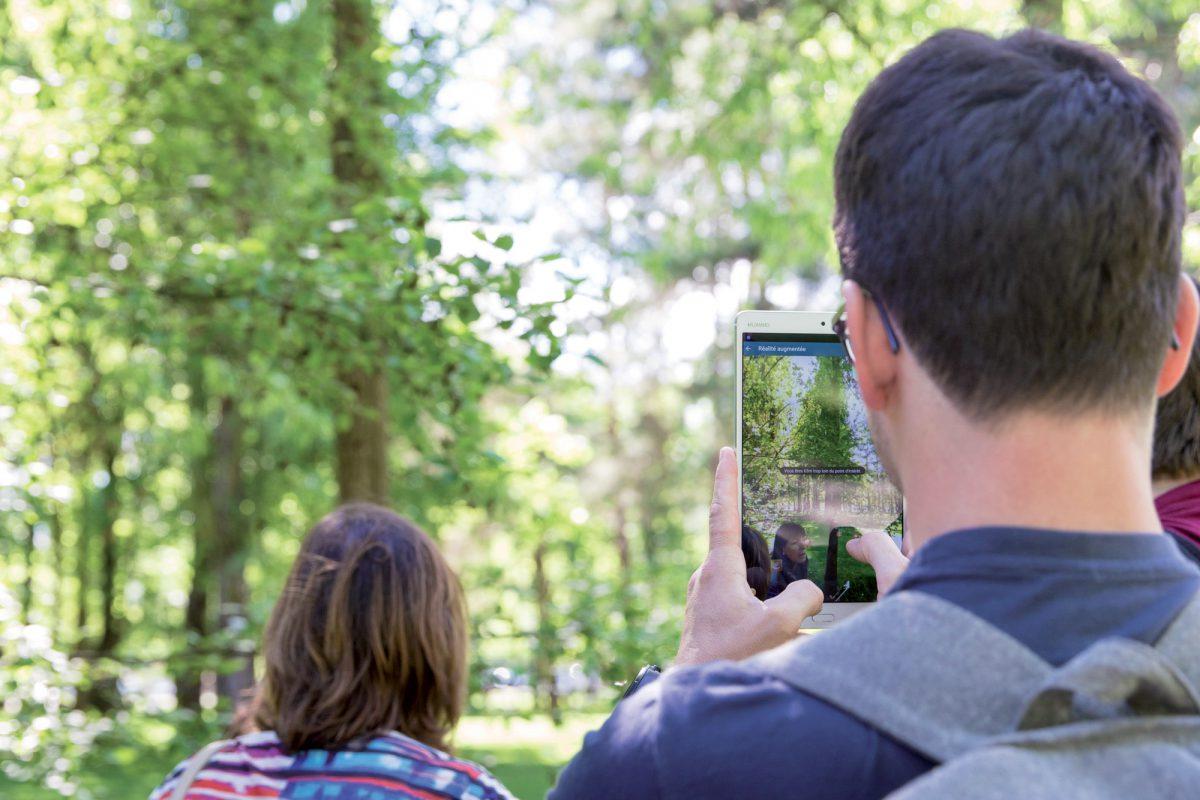 Le numérique au service de la nature