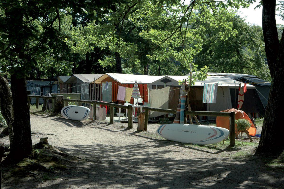 Une saison en or pour les campings de la région