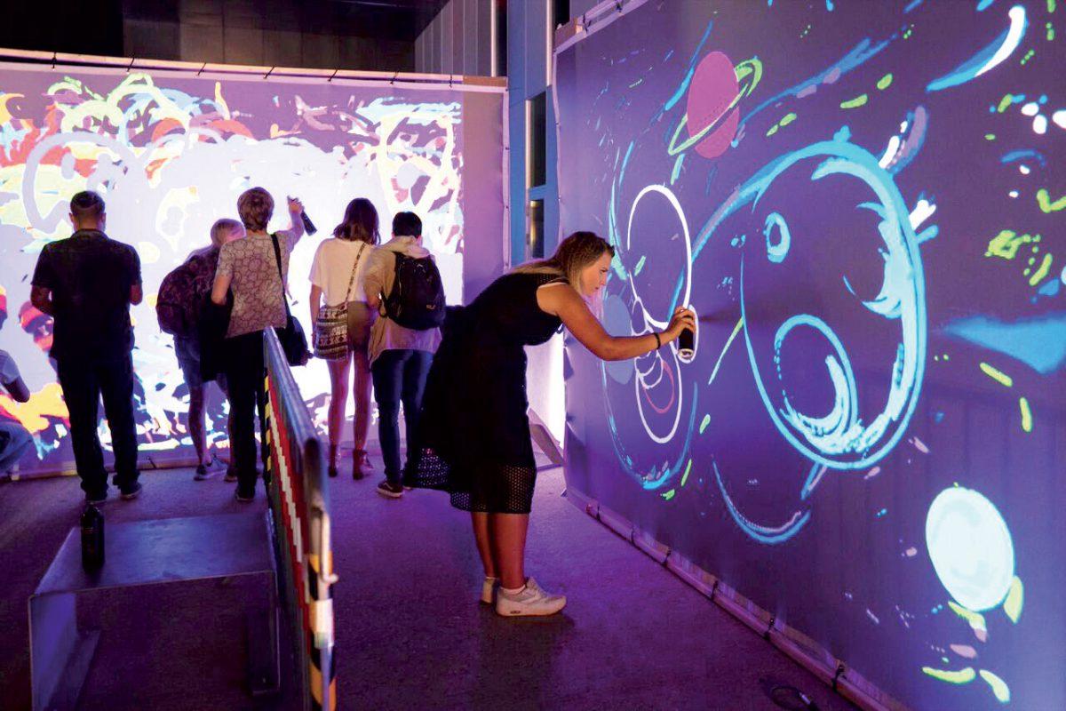 Les Numerik Games, un festival